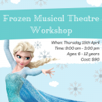 Frozen Musical Theatre Workshop