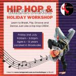 Hip Hop & Break Workshop Brookvale